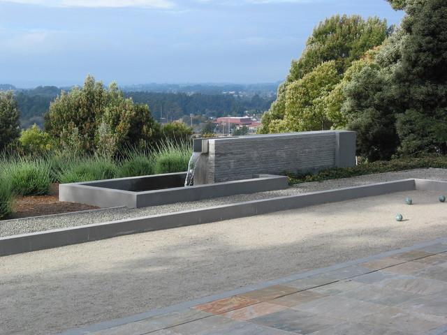 Aptos contemporary landscape san francisco by for San francisco landscape architecture