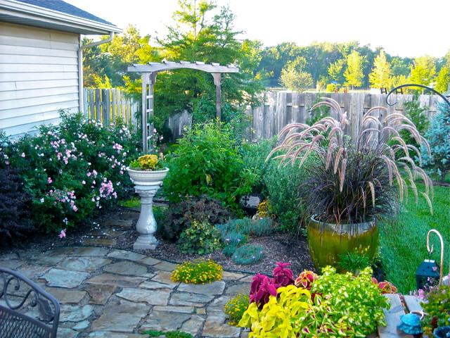 Arbor Garden eclectic-landscape