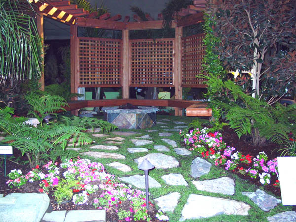Arbor Projects by AAA Landscape Specialists, Inc.  760-295-1980 traditional-landscape