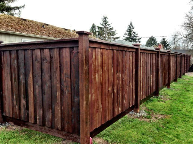 Arbors and Fences traditional-landscape