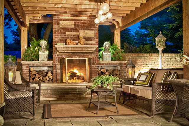 Arden Residence traditional-landscape