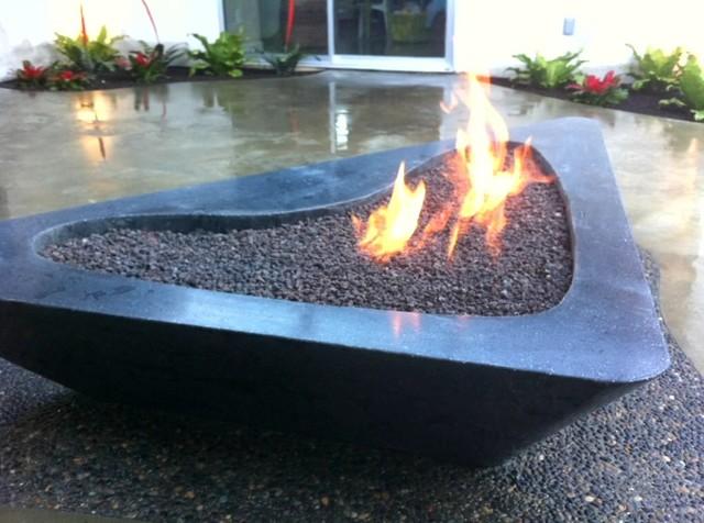 ashtray modern-landscape