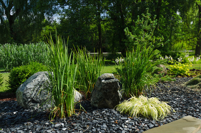Asian Contemporary - Contemporary - Landscape - milwaukee - by Ginkgo ...