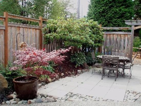 Asian Inspired Garden 60