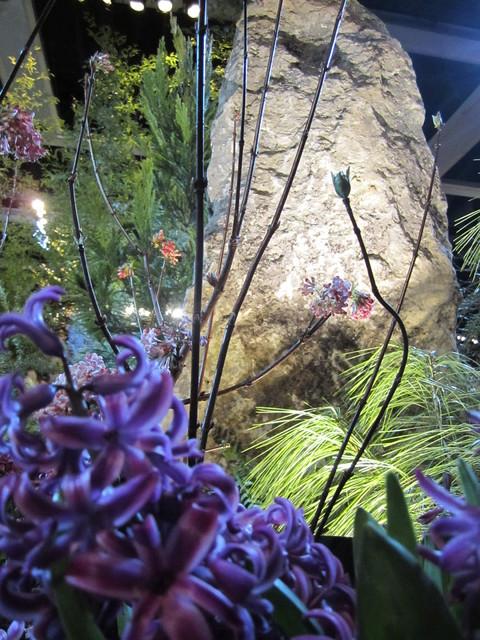 Asian Meditation Garden and outdoor room asian-landscape