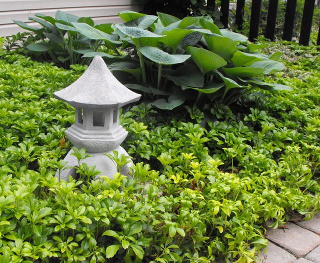 Asian terrace garden in bristol virginia asian for Garden design ideas bristol