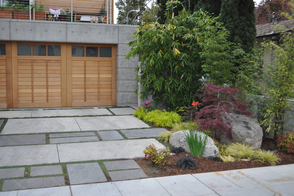 This is an example of an asian landscaping in San Francisco.