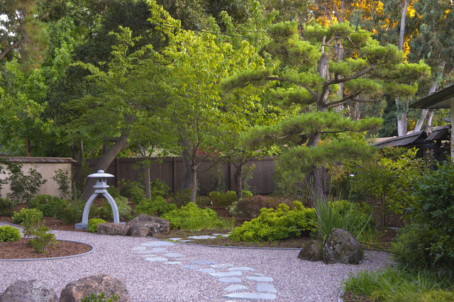 asian landscape by Kikuchi & Associates