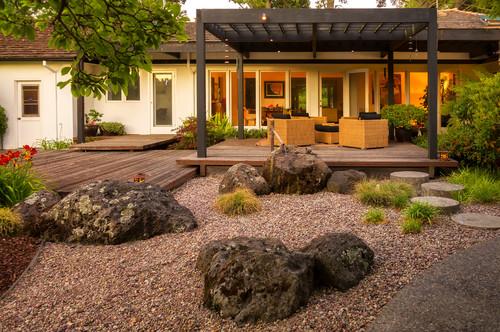 Jak założyć ogród przydomowy w stylu japońskim