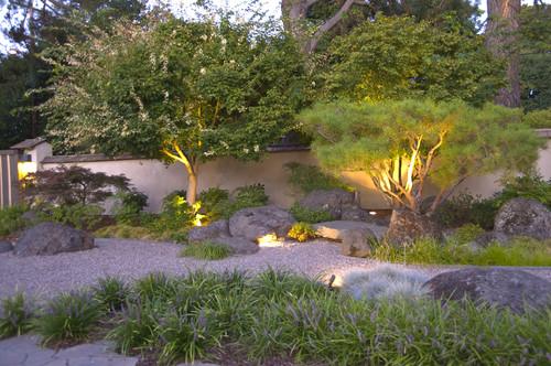 Atherton Japanese Garden asian landscape