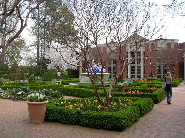 Atlanta Botanical Gardens Spring 2012 Landscape Atlanta