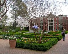 Atlanta Botanical Gardens Spring 2012 landscape