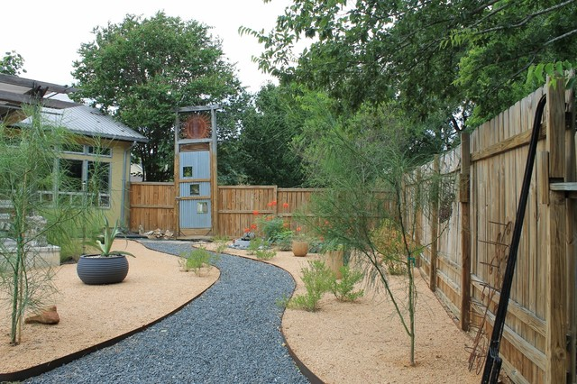 Austin Native Landscaping - Portfolio - Modern Landscaping Contractor  contemporary-landscape - Austin Native Landscaping - Portfolio - Modern Landscaping Contractor