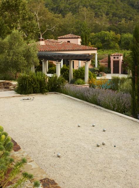 Avila Valley Estate mediterranean-landscape