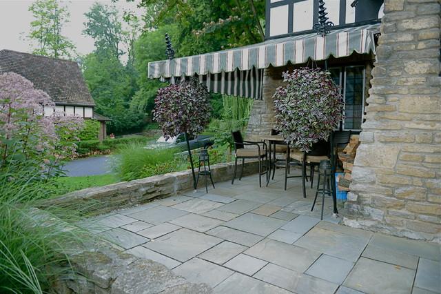 Landscape Garden Avondale : Avondale residence rustic garden cincinnati by