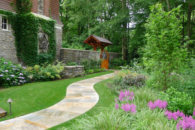 Award winning estate for Award winning landscape architects