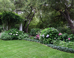 Back Yard Shade Garden traditional landscape