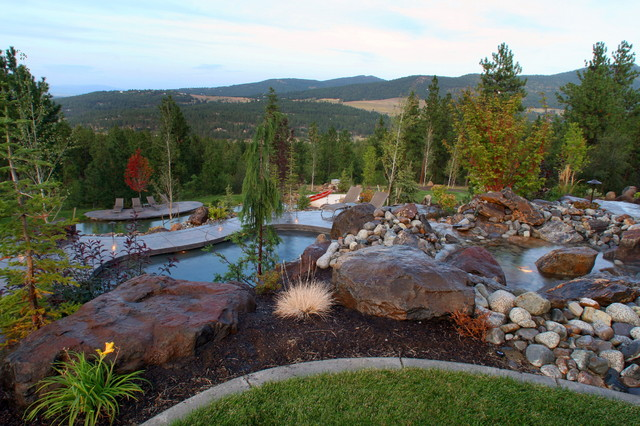 Landscaping Backyard Beach : Landscape Architects & Landscape Designers