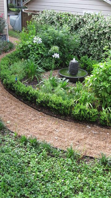 Backyard bird sanctuary - Traditional - Landscape ... on Birds Backyard Landscapes id=54447