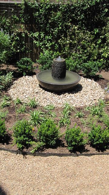 backyard bird sanctuary traditional landscape houston by
