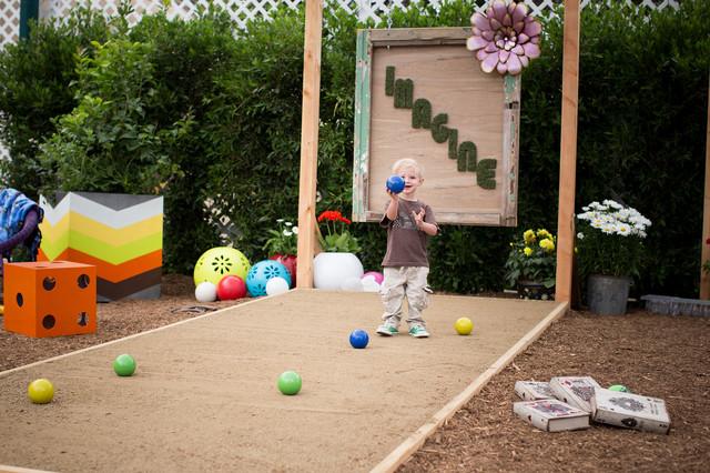 Backyard Entertainment Ideas backyard entertainment ideas - transitional - garden - san diego