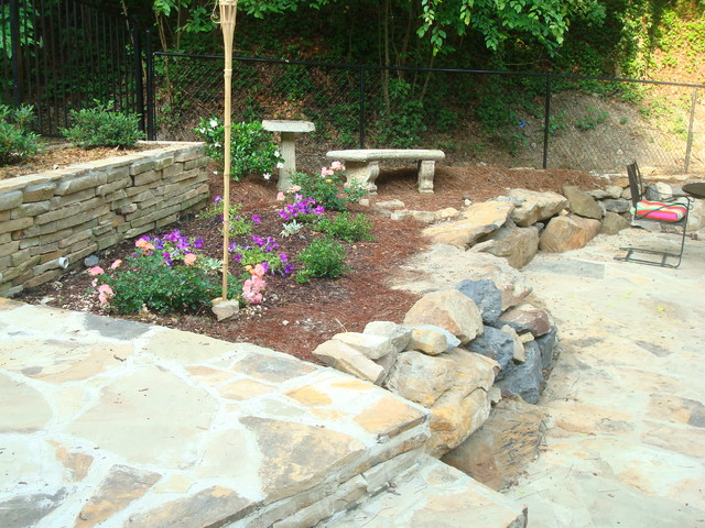 Backyard Escapes Landscaping : Backyard escape landscape