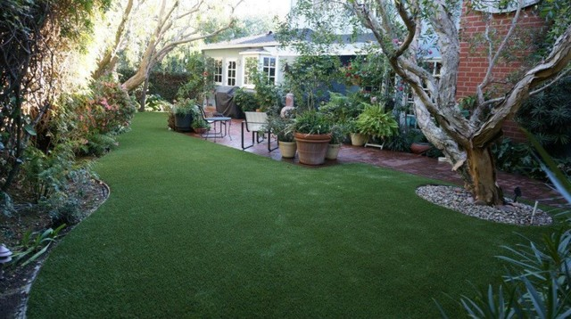 Backyard Escapes Landscaping : Backyard escape landscape other metro by synlawn of orange