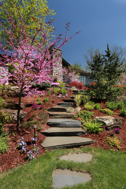 Backyard Escapes Landscaping : Backyard escape traditional landscape