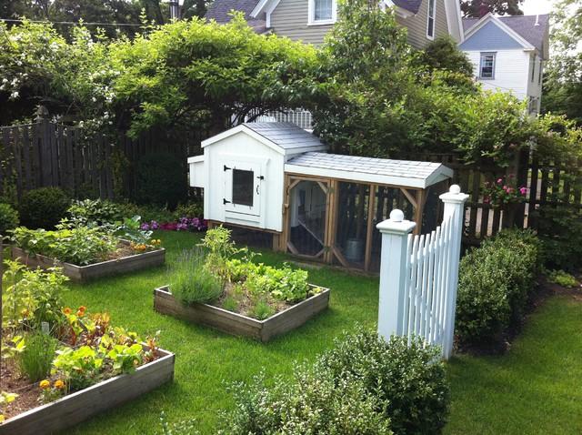 backyard gardens. Backyard Garden Farmhouse-garden Gardens