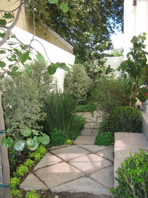 backyard inspiration modern landscape