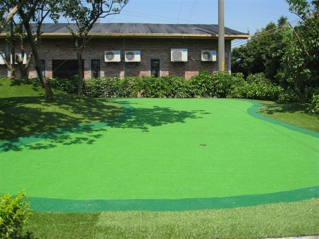 Backyard putting green..!! Do it yourself - Landscape ...