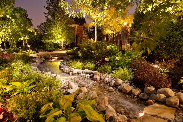 Backyard Rainforest Garden Tropical Garden Toronto By