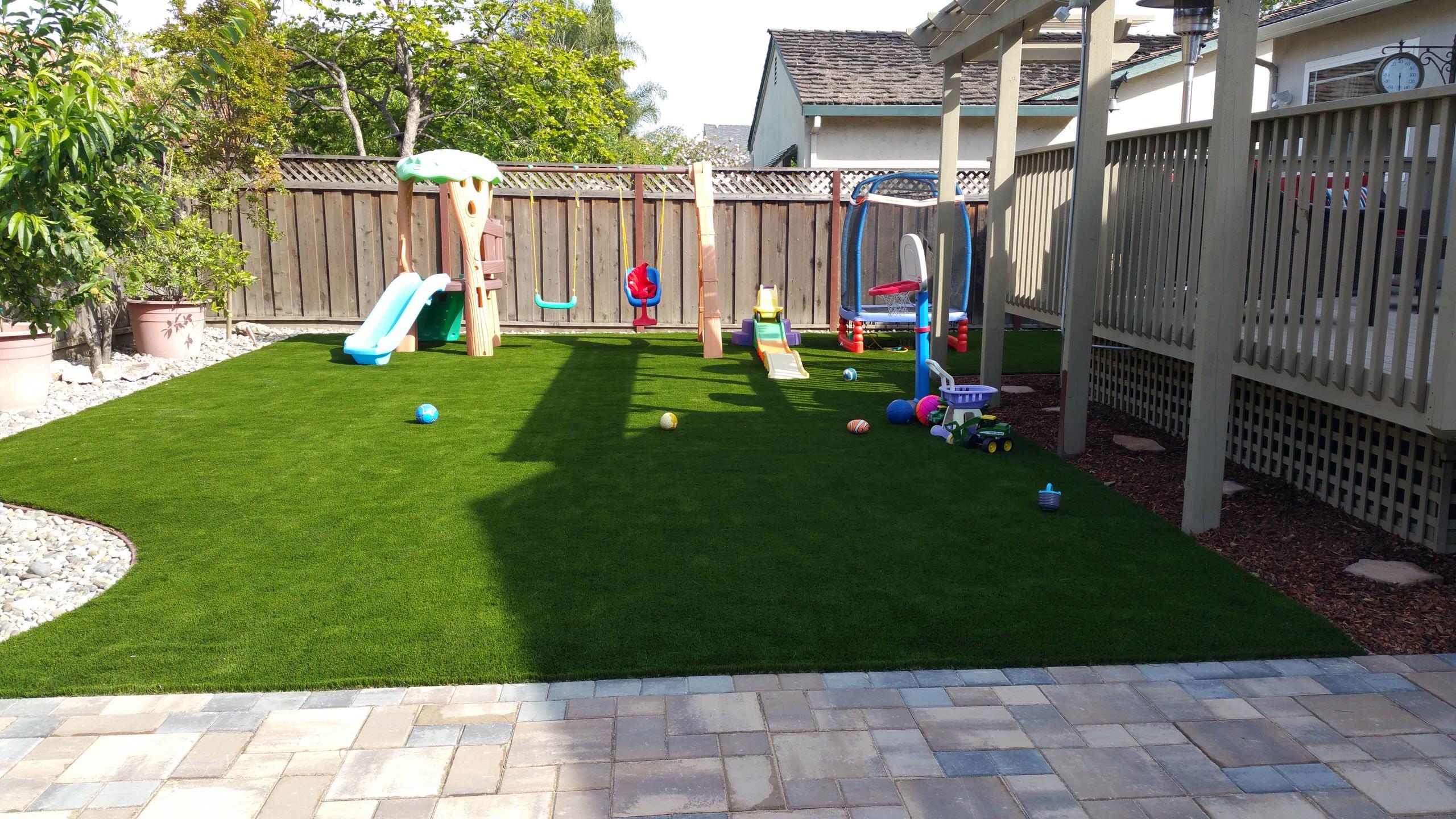 Backyard Spaces