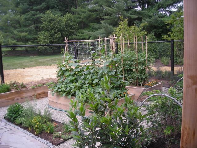 Vegetable garden terrace design jobs