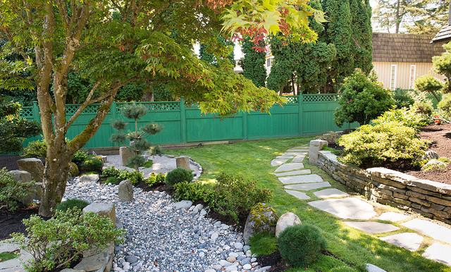 Charmant Backyard Zen Garden   Asian   Landscape   Vancouver   By ...