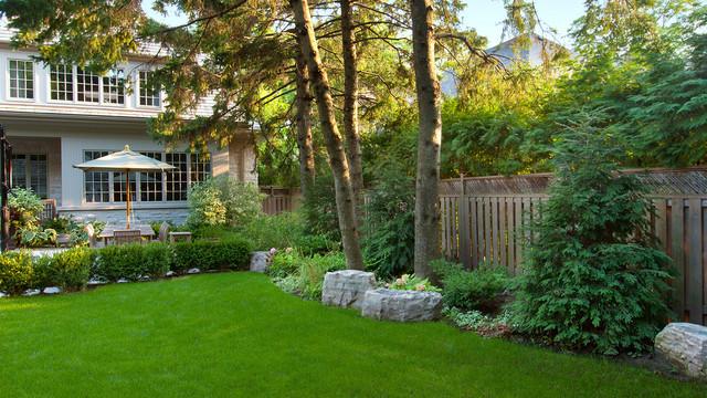 Backyards - Traditional - Landscape - Toronto - by ...