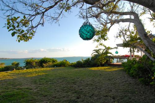 Yard in Bahamian Open House