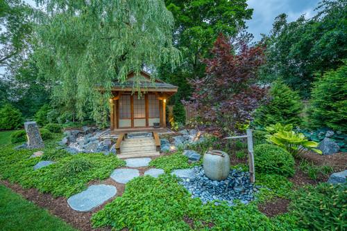 ไอเดียสวนหย่อม 04 Bayside Zen Garden