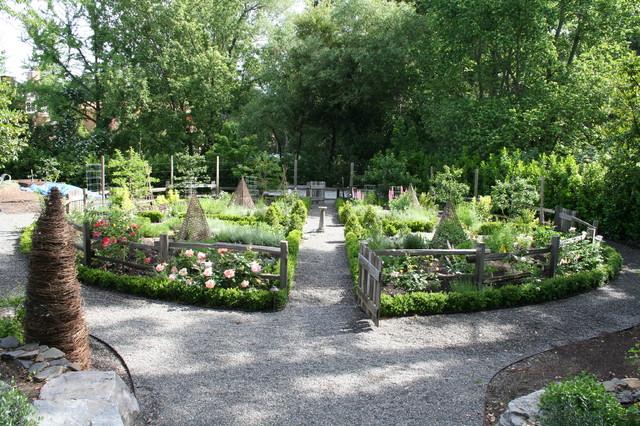 Beatrix Potter Garden eclectic-landscape