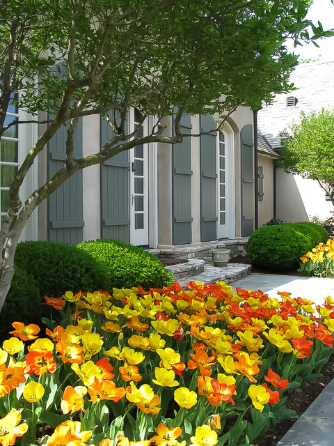 Inspiration for a timeless exterior home remodel in Other