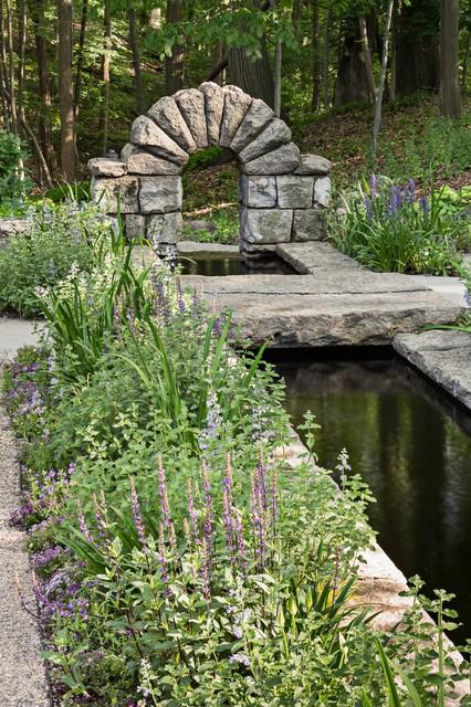 Before After Classique Jardin New York Par