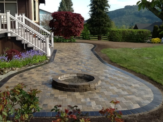 Landscape Blocks Abbotsford : Salazars all seasons landscaping llc landscape contractors