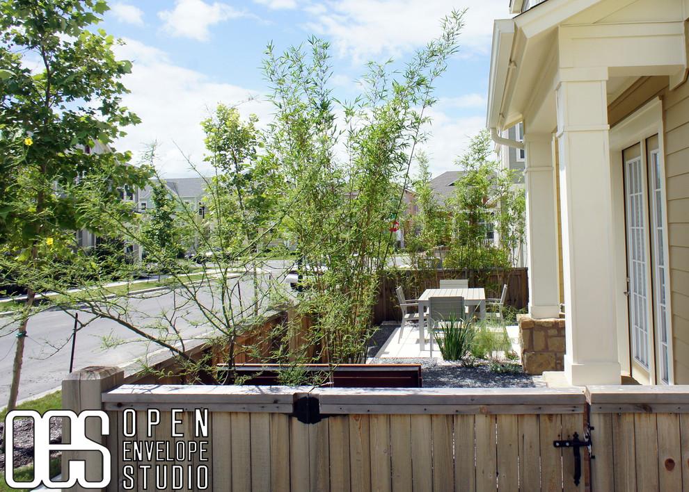 Bellaire Residence - Modern - Landscape - Austin - by Open