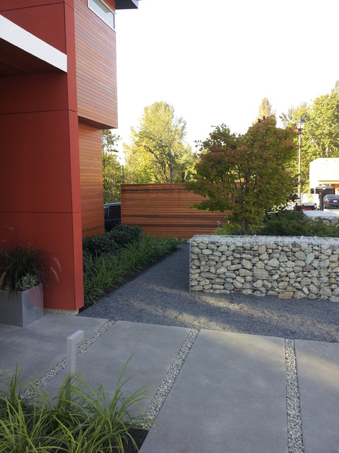 Bellevue Modern Contemporary Landscape Seattle By