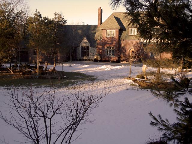 Belwood Residence landscape