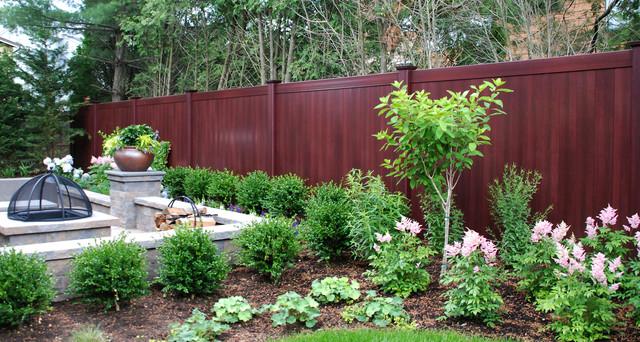 Best New Backyard Idea is Mahogany Wood Grain Illusions ...