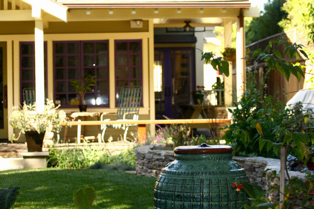 Better Homes And Gardens Renovation Contest Grand Prize Winner Craftsman Landscape Los