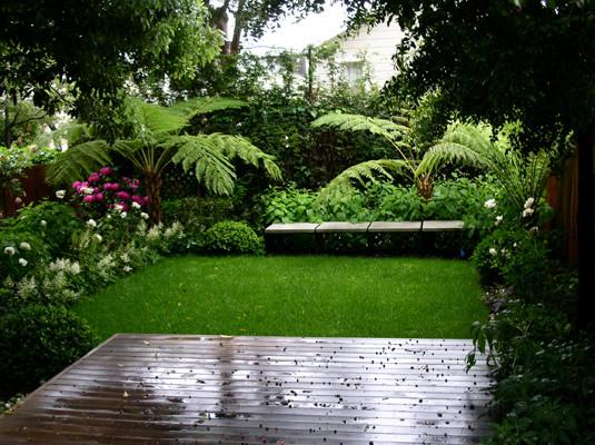 Blasen gardens traditional landscape san francisco for San francisco landscape architecture