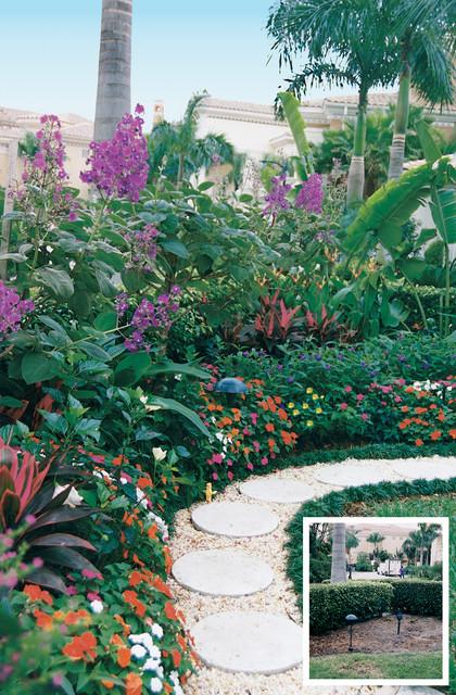 Boca Raton Luxury Garden Tropical Landscape Other