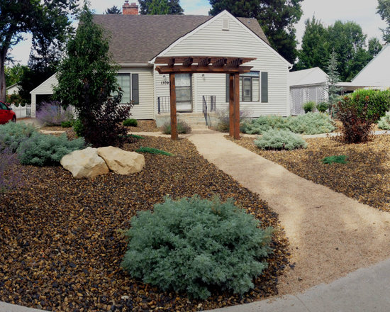 Boise xeriscape design ideas pictures remodel decor for Landscape design boise
